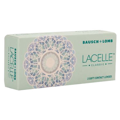 Bausch & lomb lacelle classic color  (2 /box)