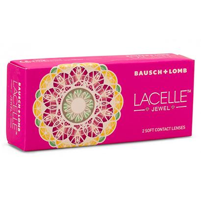 Bausch & lomb lacelle jewel color  (2 /box)