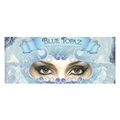 Optima Natural Look Color-Blue Topaz