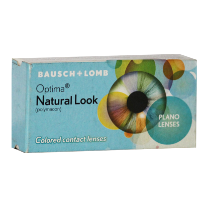 Optima Natural Look Color-Blue