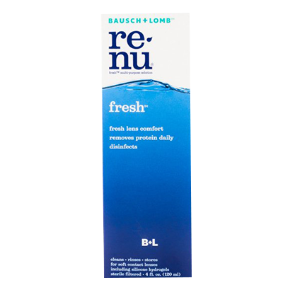 Renu fresh lens solution (120ml)